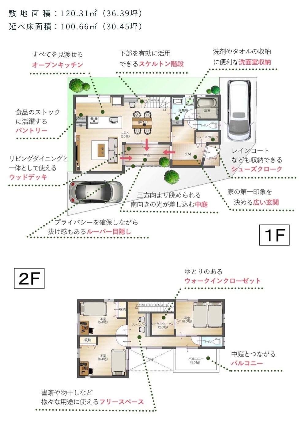 VISIO緑が丘Ⅲ│建物見取り図